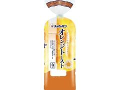 リョーユーパン オレンジトースト 袋6枚