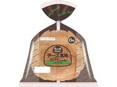 メゾンブランシュ HBチーズ風味カンパーニュ 袋6枚
