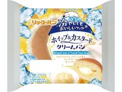 リョーユーパン ホイップ&カスタードクリームパン 袋1個