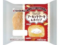 リョーユーパン アーモンドケーキ&ホイップ 袋1個