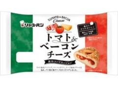 リョーユーパン トマト&ベーコンチーズ