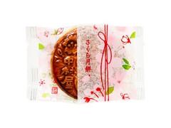 新宿中村屋 さくら月餅 袋1個