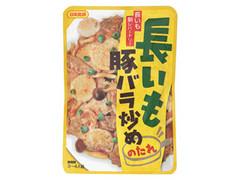 日本食研 長いも豚バラ炒めのたれ 袋90g