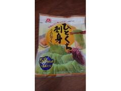中川食品 ひとくち刺身こんにゃく 袋80g