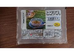 中川食品 ところてん 三杯酢たれ付 295g