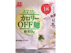 中川食品 カロリーOFF麺 袋180g