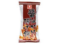日新製菓 醤油かけ揚げ餅 袋75g
