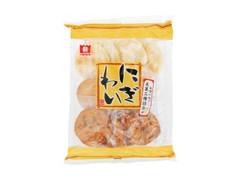 日新製菓 にぎわい 米菓三種詰合せ 袋12枚