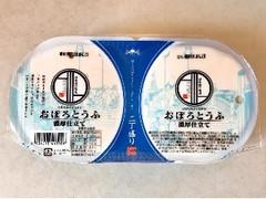 日本ビーンズ おぼろとうふ 濃厚仕立て 250g×2