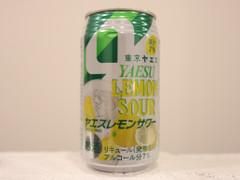 日本酒類販売 ヤエスレモンサワー