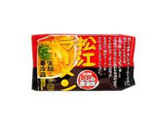 めんぐるめ 松江ラーメン しじみ醤油味 袋160g×2