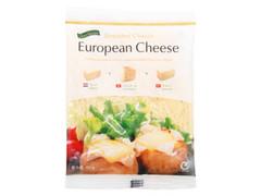 チェスコ チェスコセレクション ヨーロピアンとろけるチーズ 袋80g