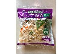 タイシ ミックス野菜 ニラ入り 袋210g