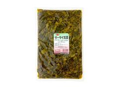 堂本食品 カクイチ ザーサイ高菜 袋1kg