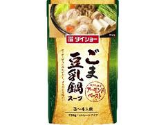 ダイショー ごま豆乳鍋スープ 袋750g
