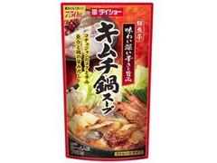 ダイショー 鮮魚亭 キムチ鍋スープ 袋750g