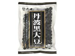虎屋 丹波黒大豆 袋150g