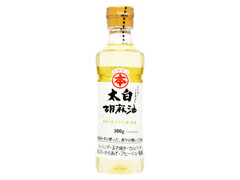 マルホン 太白胡麻油 ボトル300g