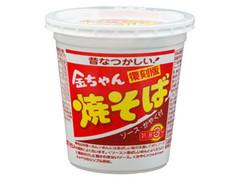 徳島製粉 復刻版 金ちゃん焼そば ソース・かやく付 カップ77g