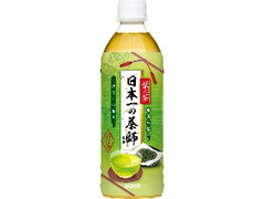 DyDo 葉の茶 日本一の茶師監修 ペット500ml