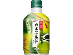DyDo 葉の茶 日本一の茶師監修 缶275g