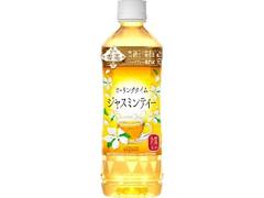 DyDo 贅沢香茶 ヒーリングタイム ジャスミンティー ペット500ml