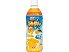 DyDo ぷるシャリ 温州みかんゼリー ペット490ml
