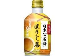 DyDo 葉の茶 日本一の茶師監修 ほうじ茶 缶275g