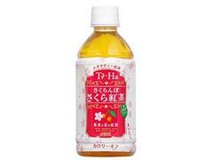 DyDo Ti-Ha さくらんぼさくら紅茶 ペット350ml