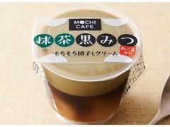 徳島産業 もちカフェ 抹茶黒みつ