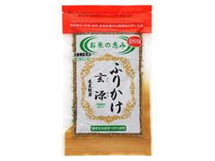 東リョー お米の恵み ふりかけ玄源 玄米の栄養 国産玄米100%使用 原型胚芽粒80%入り 袋100g