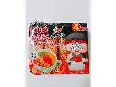 新栄食品 東京拉麺 ピリ辛にんにくラーメン 袋120g