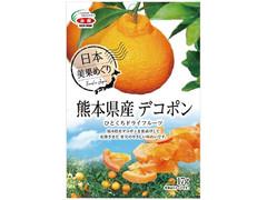 全農 熊本県産 デコポン ひとくちドライフルーツ