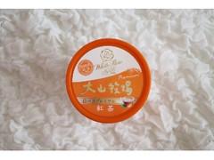 大山乳業 白バラプレミアム 紅茶 カップ121ml