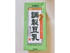 ふくれん 九州産ふくゆたか大豆100% 成分調整豆乳 パック1000ml