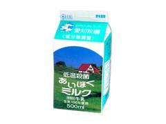 愛知兄弟社 あいぼくミルク パック500ml