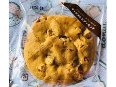 ドトール ドトールコーヒー ソフトクッキー キャラメル&アーモンド 1個