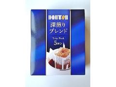 ドトール ドリップパックコーヒー 深煎りブレンド 箱6.5g×5