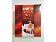 ドトール ドリップパックコーヒー まろやかブレンド 箱6.5g×5