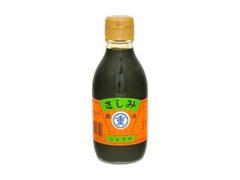 重西醤油 さしみ醤油 瓶200ml