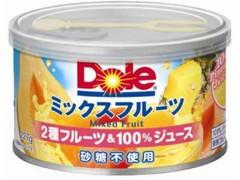 Dole ミックスフルーツミックスフルーツ100%ジュース 缶227g