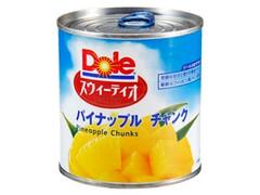 Dole スウィーティオ パイナップル チャンク 缶435g