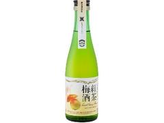 富永貿易 沢の鶴 古酒仕込み 紅茶梅酒