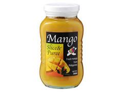 デルタ マンゴーピューレ 瓶360g