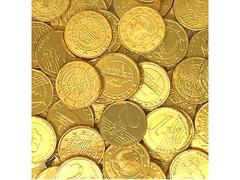 成城石井 金貨型チョコレート