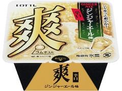 ロッテ 爽 ジンジャーエール味 辛口 カップ190ml