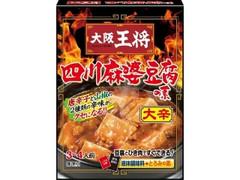 大阪王将 四川麻婆豆腐の素 箱84g
