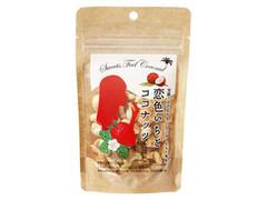 増永食品 恋色いちごココナッツ カシューナッツ入り 袋45g