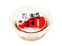 丸新本家 紀州金山寺味噌 カップ115g