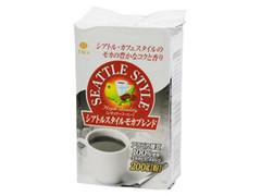 アライドコーヒーロースターズ シアトルスタイルモカブレンド レギュラーコーヒー 粉 袋200g